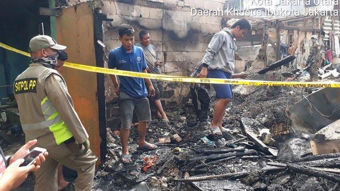 Sembilan Rumah di Rawa Badak Selatan Terbakar, Lurah Suhaena: Asal Api dari Kompor Gas