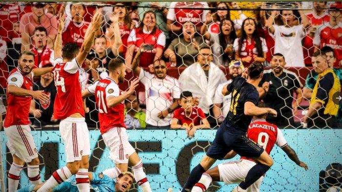 Real Madrid Akhirnya Kalahkan Arsenal Lewat Penalti, Bale Ikut Bikin Gol Tapi Gagal di Adu Penalti