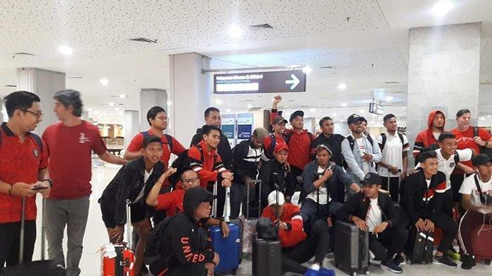 BREAKING NEWS, Sudah di Bandara, Bali United Batal Terbang ke Jayapura karena Pertandingan Ditunda