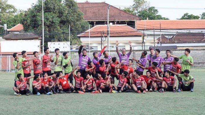 Tim Bali United Youth banyak pemainnya yang lolos seleksi untuk Timnas U-19, U-16 dan Garuda Select