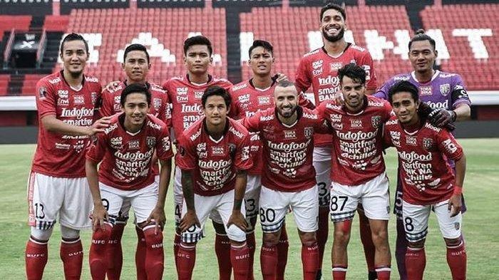 Bali United Target Sapu Bersih Kemenangan di Laga kandang, Termasuk Lawan Persib Bandung