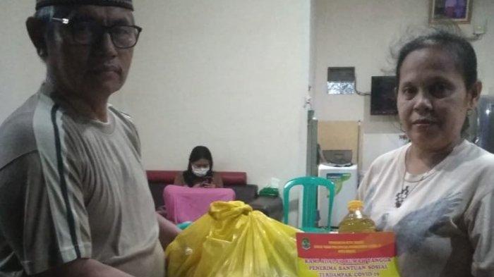Ini Alasan Warga Cikiwul Bantargebang Kembalikan Bantuan Sembako dari Pemkot Bekasi