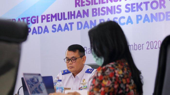 Balitbanghub Gandeng UI Rumuskan Strategi Pemulihan Bisnis Sektor Penerbangan