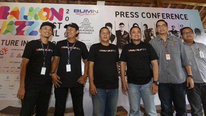Balkonjazz Festival 2019 Menghadirkan Kearifan Lokal di Balkondes yang Ada di Kawasan Borobudur