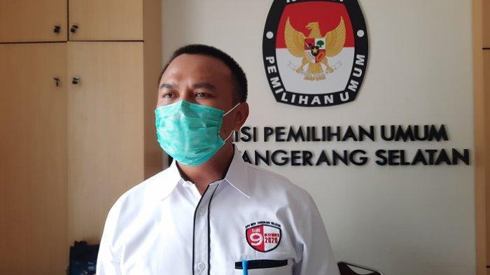 Jelang Penetapan Calon, KPU Kota Tangsel Mengaku Beri Peringatan Tegas Penerapan Protokol Kesehatan