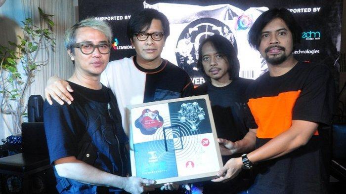 Cerita Armand Maulana Saat Konser 25 Tahun Band GIGI Digelar Tanpa Penonton
