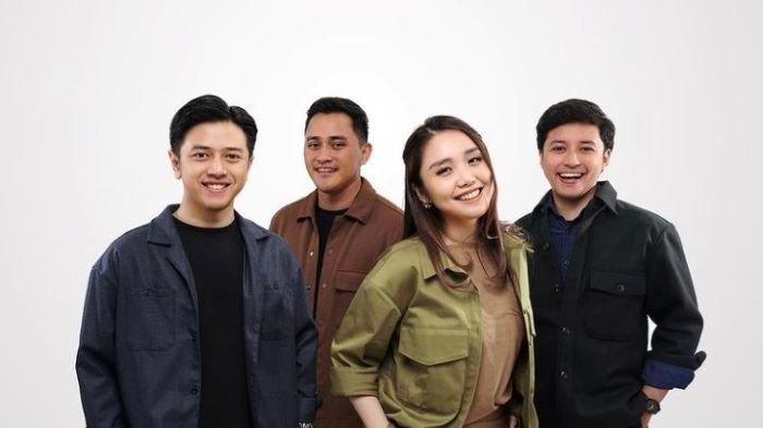 Band HIVI! Hibur Anak Yatim Piatu, Ramaikan Acara Buka Puasa Bersama KoPHI di Ambhara Hotel Jakarta