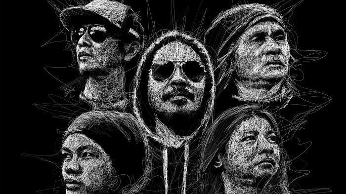 Jamrud Nyanyikan 'Kau Ada Untukku', Peringati 25 Tahun Bermusik di Industri Musik Rock Indonesia