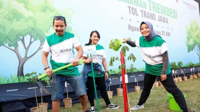 Upaya Melestarikan Lingkungan, Tantri Kotak: Kurangi Pemakaian Plastik Mulai dari Sekarang!