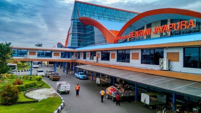 BREAKING NEWS: PAPUA Tutup Bandara-Pelabuhan Mulai Kamis (26/3) hingga 14 Hr, Bandara Sentani Tutup