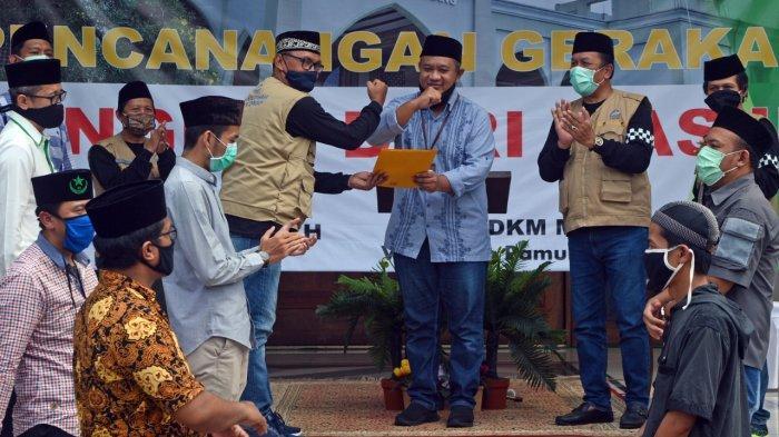 Lawan Covid-19, Gerakan #BangkitDariMasjid, Dorong Kembalinya Fungsi Sosial Masjid