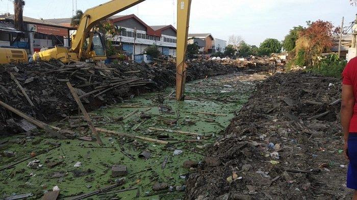 Dinas SDA DKI Jakarta Bakal Bebaskan Lahan Kawasan di Lima Sungai