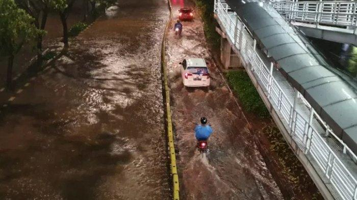 SELASA Pagi Ini Sebagian Jakarta Dikepung Banjir, Ini Sejumlah Lokasi yang Terendam