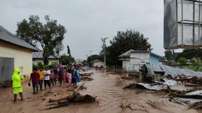 Pascabadai Siklon, Ini yang Dilakukan Telkomsel untuk Pulihkan Jaringan di Wilayah NTT