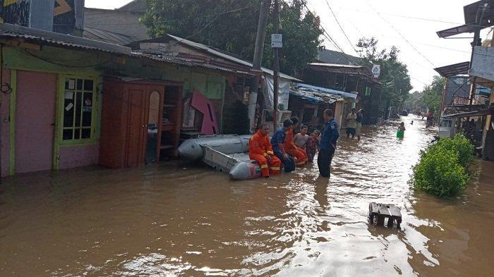 Anies Baswedan Bilang Banjir di Jakarta Jaman Ahok Lebih Parah, Data BPDB DKI Tunjukkan Sebaliknya