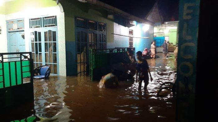 Banjir Sudah Surut, Warga Kampung Cipayung Bogor Dibayangi Ketakutan Bila Hujan Deras