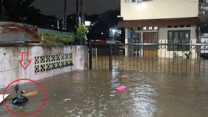 Banjir Jakarta Dipicu Hujan dengan Intensitas Tinggi, Curah Hujan Tertinggi di Jakarta Selatan