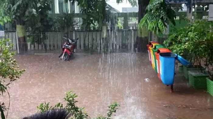 Air Hujan Bakal Dikembalikan ke Bendung Koja Kali Bekasi,Tidak Dibuang ke Kalimalang