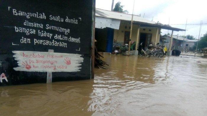 Intensitas Hujan Masih Tinggi, Ini Lokasi yang Masih Tergenang Banjir Menurut BPBD Kabupaten Bekasi