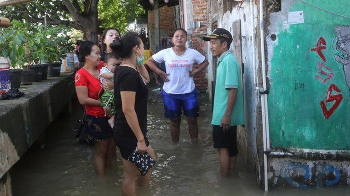 UPDATE Ada 23 Kecamatan di DKI Jakarta Terdampak Banjir karena Hujan Lebat