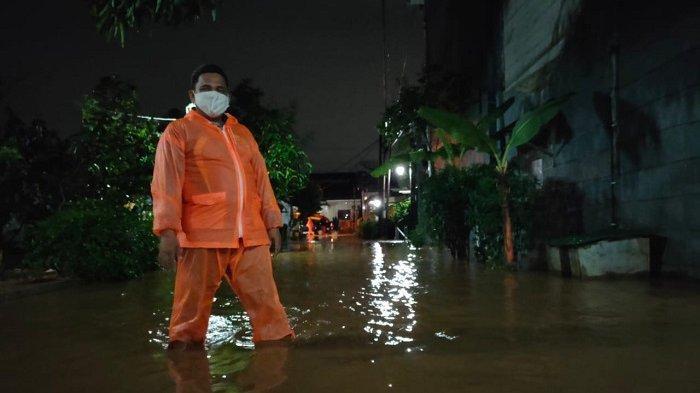 8 Kali Kebanjiran Akibat Tanggul Jebol, Warga Duren Mekar: Depok Bukan Hanya Margonda