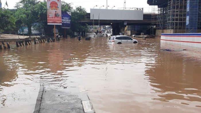 Pengembang Kota Bintang Sangkal Banjir Kolong Tol JORR karena Salah Desain Saluran Air