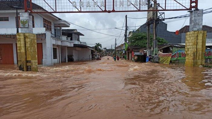 Kota Bekasi Dikepung Banjir, Total Ada 80 Titik Terdampak Banjir Bekasi