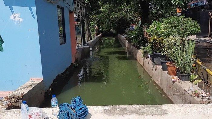 Hujan Sejam, Warga Pondok Hijau Permai Keluhkan Banjir yang Lama Surutnya karena Penyempitan Kali
