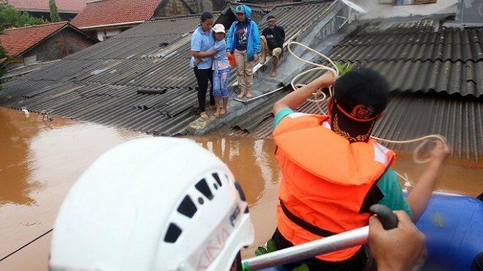 Anies Baswedan Tuding Kiriman Air dari Selatan Jadi Penyebab, Begini Cara Ahok Atasi Banjir Jakarta