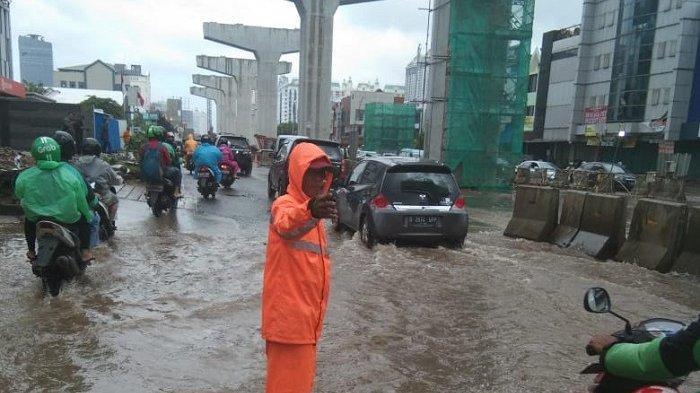 Kesalnya Warga Kelapa Gading Kepada Anies, Belum Setahun sudah Empat Kali Kebanjiran