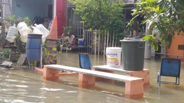 Sepekan Banjir di Tangerang, 60 Orang Sakit, Diantaranya Darah Tinggi Kumat, Stres karena Banjir
