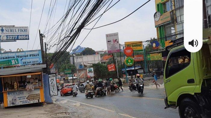 Banjir Terus Berulang, Warga Sentil Pemkot Depok: Jangan Cuma Margonda Saja yang Dibagusin