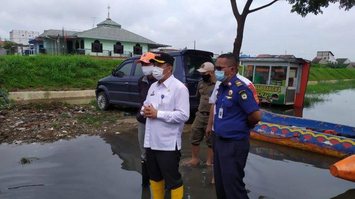 Penyebab Banjir di Kawasan Periuk Diungkap Pemkot Tangerang