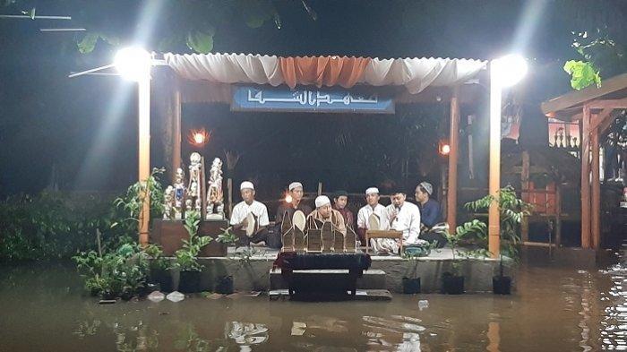 Banjir Terjang Ponpes Assyifa Bojonggede Bogor, Acara Perpisahan Santri Tetap Berjalan