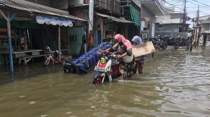 Menghadapi Cuaca Ekstrem, Dinas SDA DKI Lakukan Lima Mitigasi Banjir