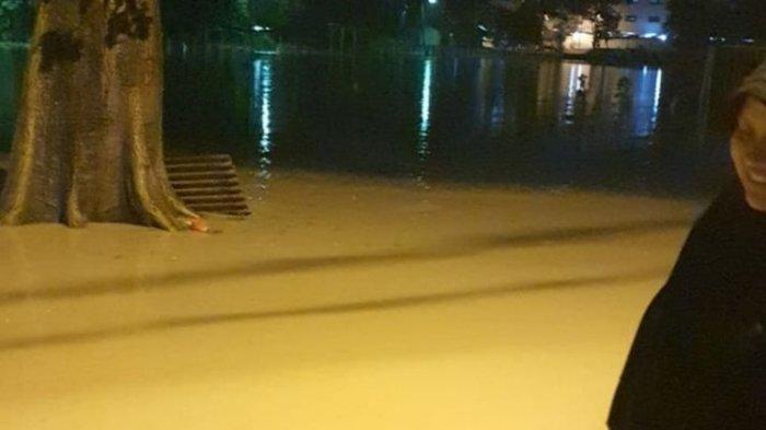 Puluhan Rumah Terendam Banjir 1 Meter, Kades Duga Terkait Pembangunan Industri dan Perumahan Elit