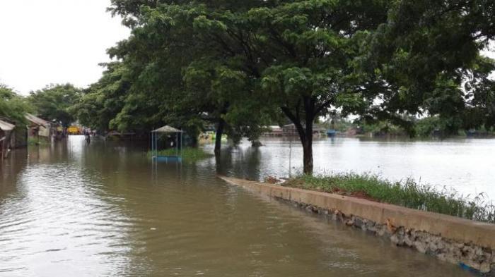 Hujan Lebat Rendam Puluhan Rumah Warga di Kabupaten Tangerang