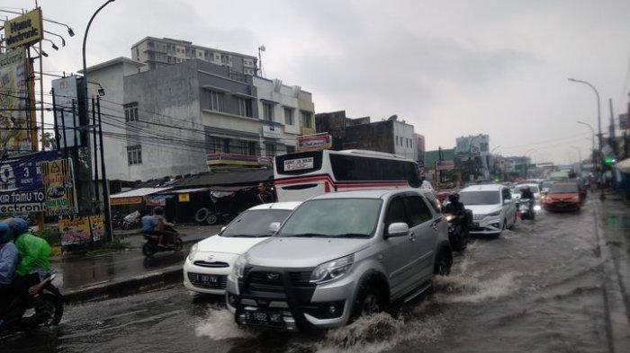 Hujan 15 Menit, Perumahan Pondok Maharta, Pondok Aren Banjir, Warga: Pemerintah Jangan Tutup Mata