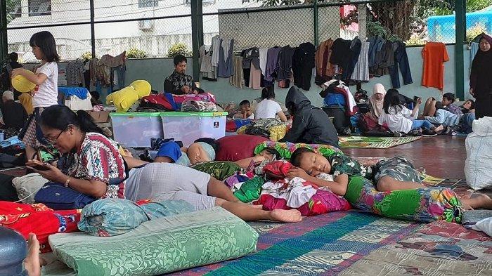 UPDATE Data Terakhir Korban Banjir Tangerang, yang Sakit Jumlahnya Meningkat Tajam