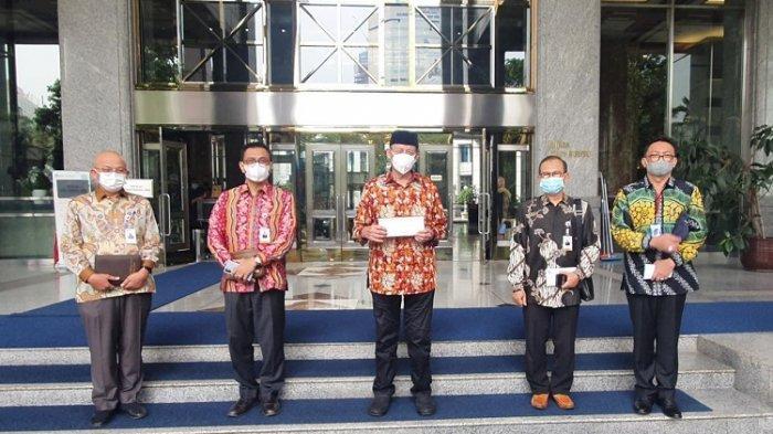 OJK Nyatakan Bank Banten Sehat Begini Respon Wahidin Halim