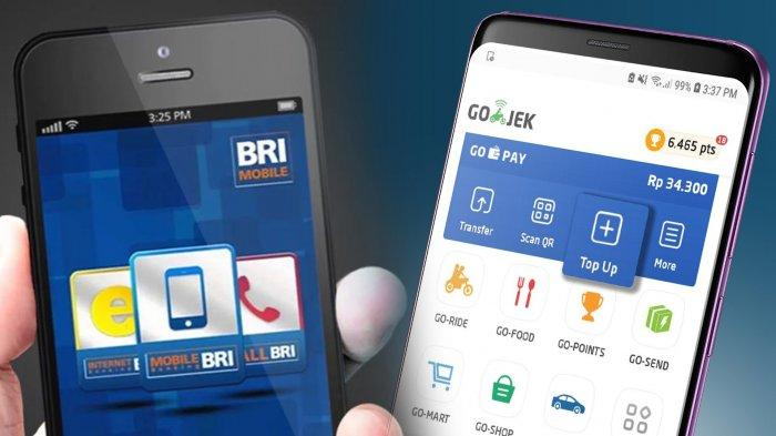 VIDEO : Dukung Gerakan #dirumahaja Bank BRI Gratiskan Top Up GoPay