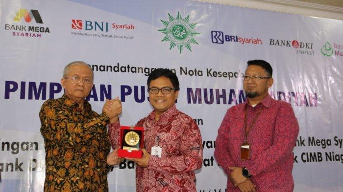 Bank DKI Dukung Layanan Perbankan Syariah  kepada PP Muhammadiyah