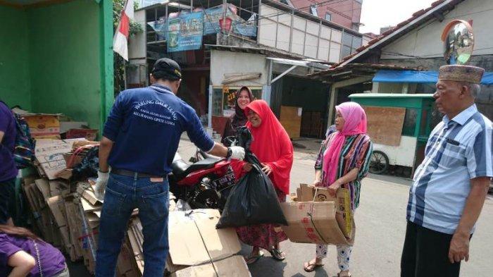 117 Bank Sampah di Jakarta Barat Tidak Aktif karena Warga Tidak Mengumpulkan Sampah
