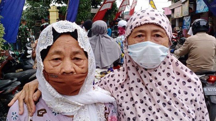 Dua Nenek Warga Tanah Tinggi Kota Tangerang Tak Dapat Bansos Selama 9 Bulan Begini Penjelasan Lurah