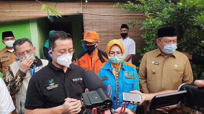 Sebanyak 1.164 KK Kelurahan Rawa Buntu Dapat Kiriman Bansos dari Jokowi, Mensos RI: Ini Tahap Lima