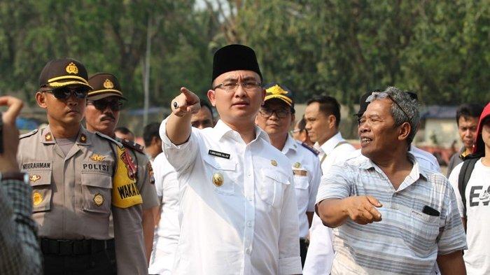 Penataan dan Revitalisasi Tahap Pertama  Kawasan Banten Lama Ditargetkan Kelar November 2018
