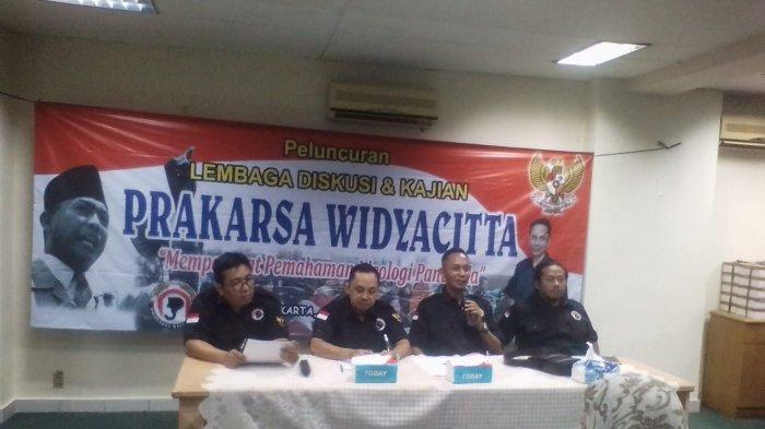 Banteng Indonesia Luncurkan Lembaga Diskusi dan Kajian Prakarsa Widyacitta