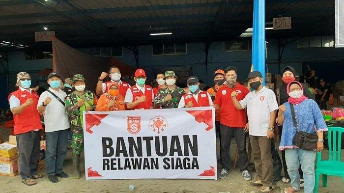 Relawan Siaga dan RelawanIndonesia Bantu Korban Banjir Bandang Sukabumi dan Kebakaran Cilincing