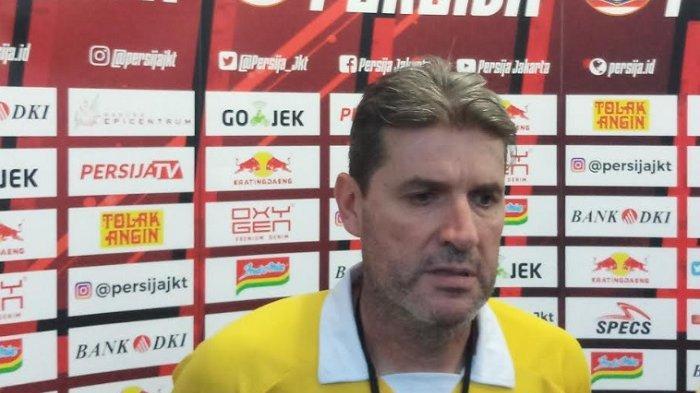 Pelatih Persija Tak Khawatir Main di Luar Jakarta: Dimanapun the Jakmania Pasti Datang