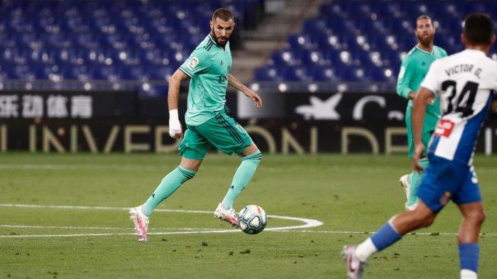 Hasil dan Klasemen Liga Spanyol, Menang 1-0 Lawan Espanyol, Madrid Kembali Geser Barcelona